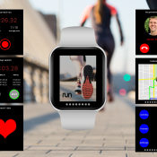 Run with Friends SmartWatch App